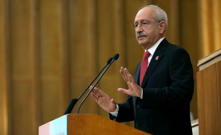 Kılıçdaroğlu: Yapılmış anayasa çalışması yok