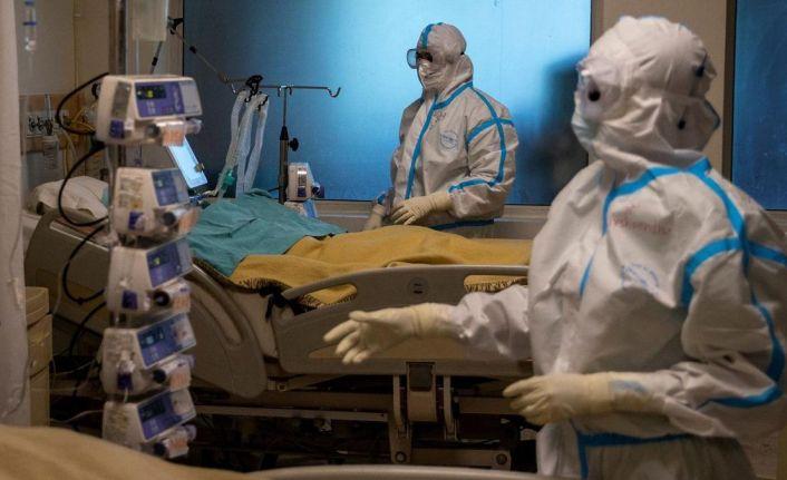 Korona virüsü salgınında ağır hasta sayısı 3 bini geçti
