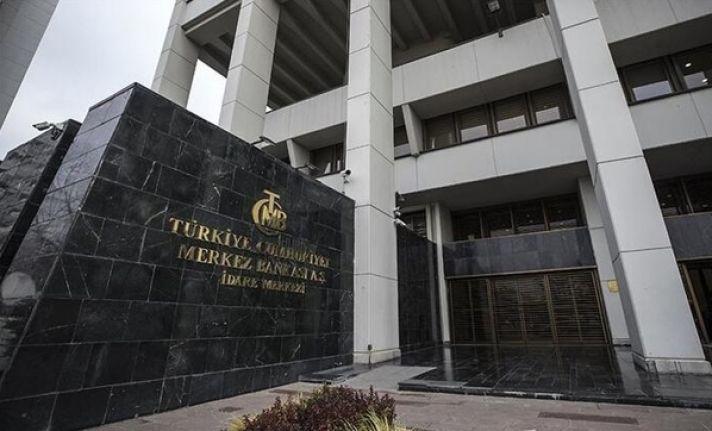 Merkez Bankası 475 baz puan faiz artırdı