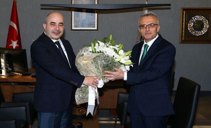 Naci Ağbal, Merkez Bankası Başkanlığı'nı devraldı