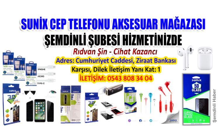 SUNİX Cep Telefonu Aksesuar Mağazası