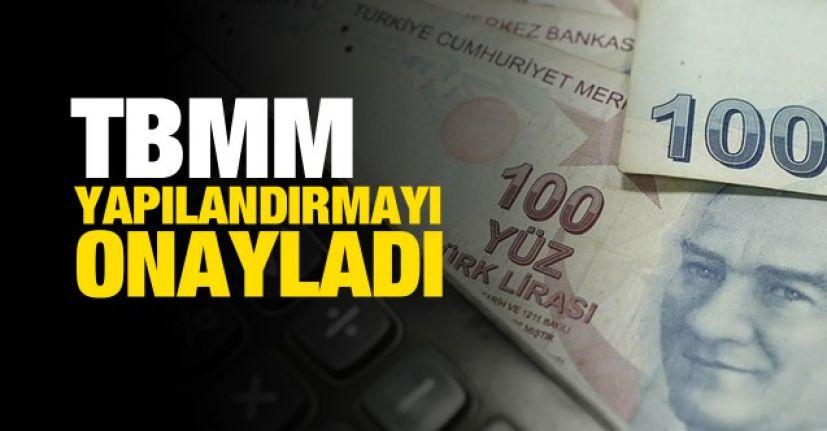 TBMM'de kabul edildi: Tüm idari para cezaları ve trafik borçları yapılandırılacak