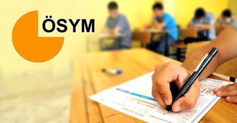 Artık üniversite sınavları Yüksekova'da da yapılacak