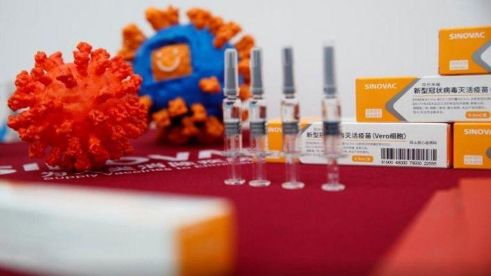 Çin aşısı Coronavac yüzde 97 oranında etkili
