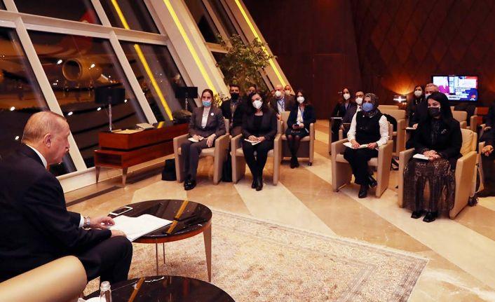 Erdoğan'dan 'Tam kapanma olacak mı' sorusuna cevap