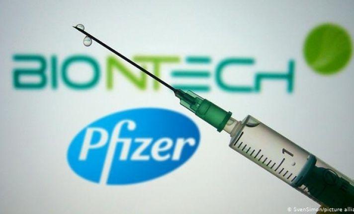 İngiltere, Pfizer/BioNTech aşısını onaylayan ilk ülke oldu