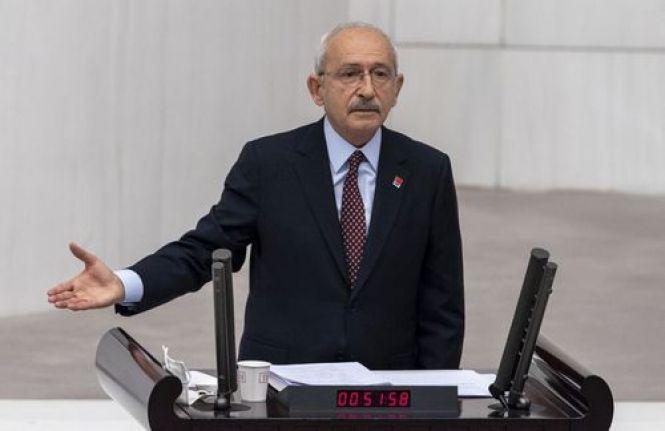 Kemal Kılıçdaroğlu: En kötü yönetilen dördüncü ülkeyiz