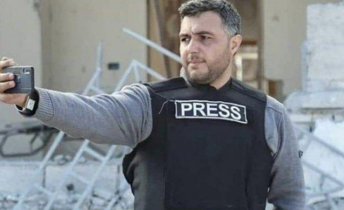TRT Arapça muhabiri Hüseyin Hattab Suriye'de öldürüldü