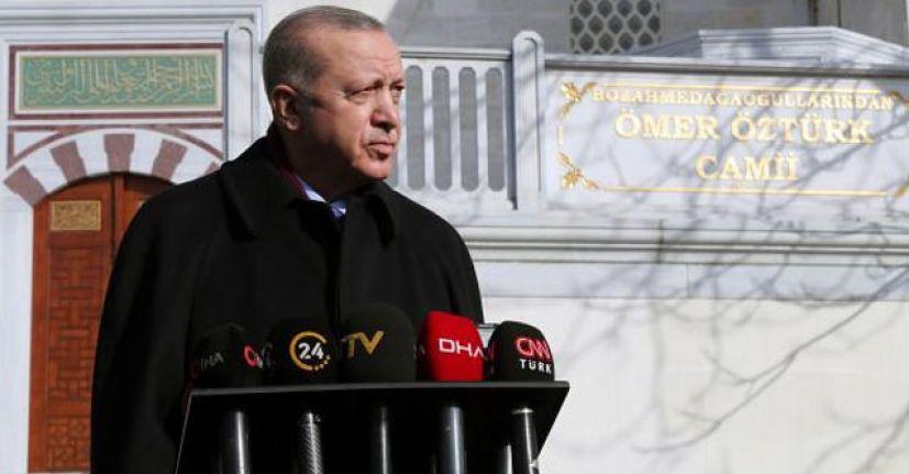 Cumhurbaşkanı Erdoğan'dan 'Boğaziçi' açıklaması
