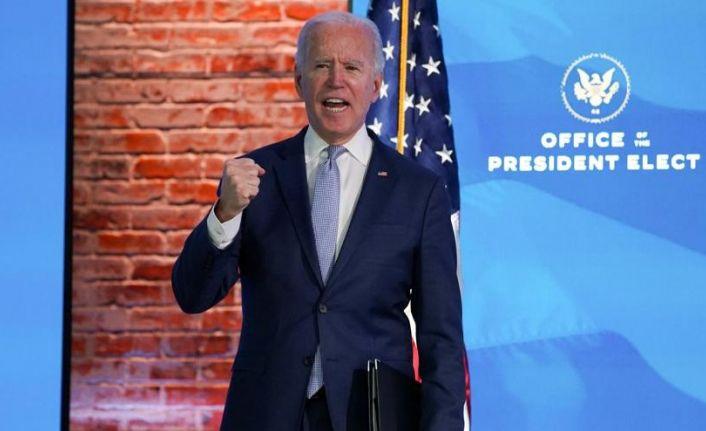 Joe Biden'ın başkanlığı Kongre'de tescillendi