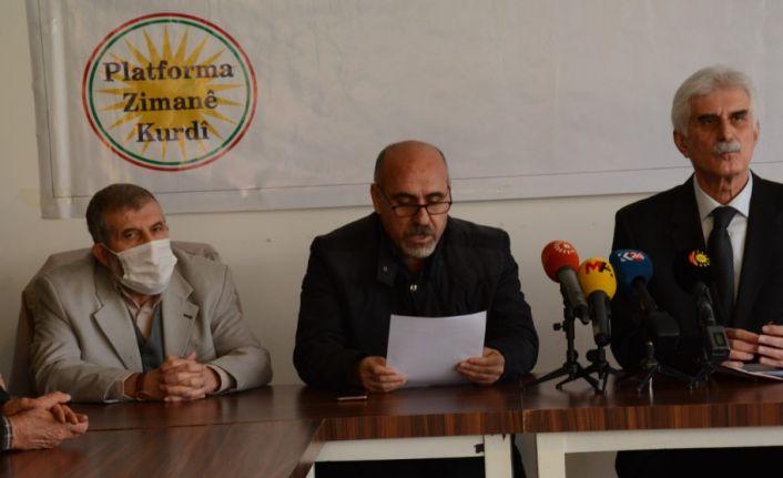 Kürt Dil Platformu: TDK Kürtçe çalışmaları yapmalı