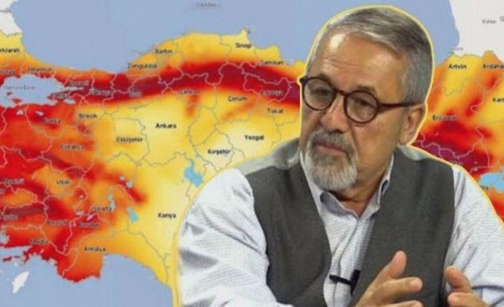Naci Görür'den İstanbul için deprem tahmini