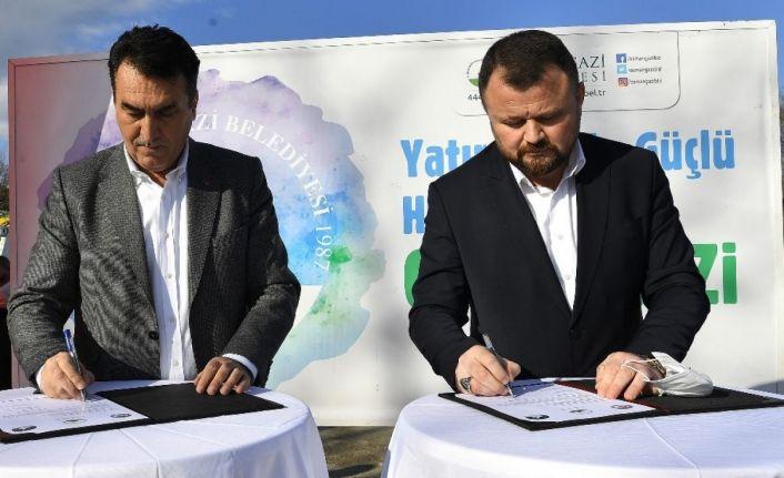 Osmangazi Belediyesi asgari ücreti 3 bin 835 lira yaptı
