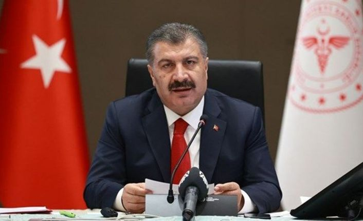 Sağlık Bakanı Fahrettin Koca'dan HDP ve TİP'e teşekkür