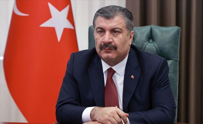 Sağlık Bakanı Koca: BioNTech Türkiye'ye ayırdığı aşı miktarını artıracak