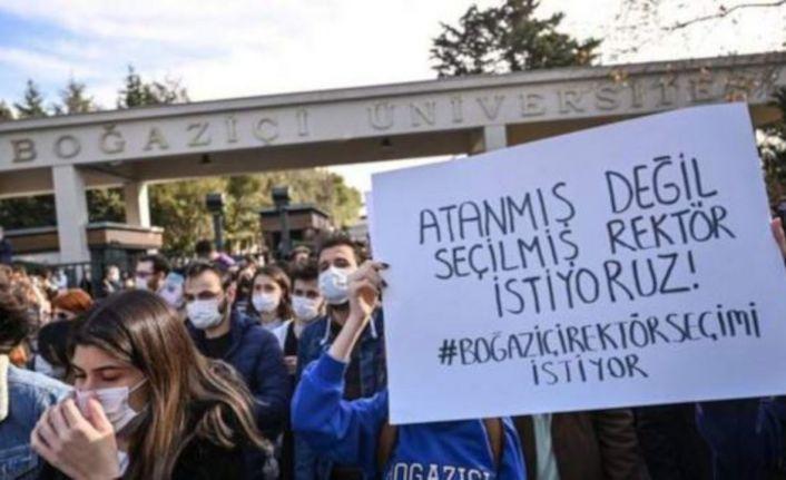 Valilikten Boğaziçi açıklaması: 5 öğrenci gözaltında, 2 kişi aranıyor