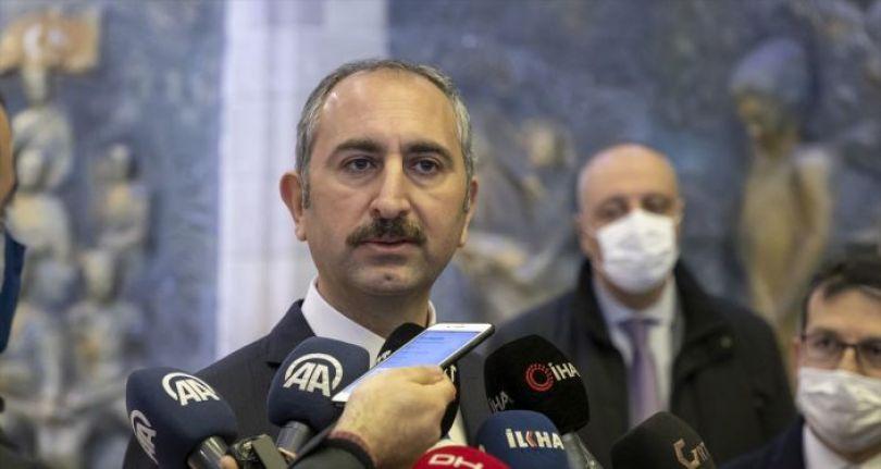Adalet Bakanı: Yeni anayasa heyecan verici bir müjdedir