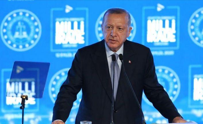 Erdoğan: Türkiye'nin nüfus konusunda düçar olmasına izin vermeyeceğiz