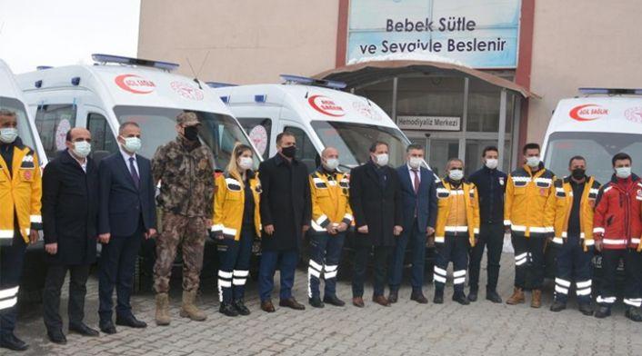 Hakkari'de kalp merkezi ve yenidoğan yoğun bakım ünitesi açıldı