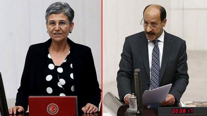 HDP: AYM'nin Berberoğlu kararı Leyla Güven ve Musa Farisoğulları için de uygulanmalı