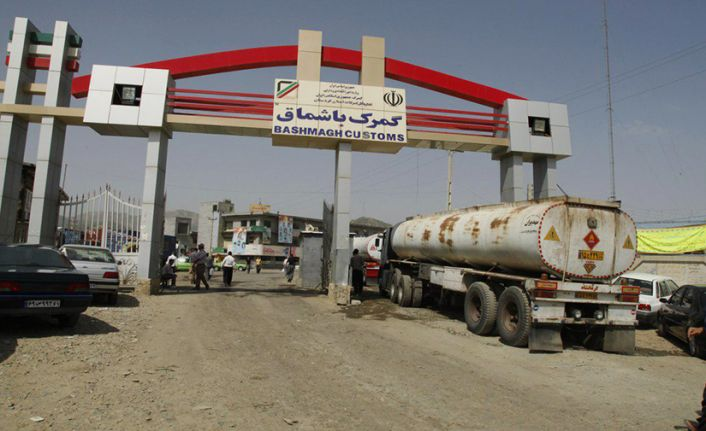 İran, Irak'a açılan 7 sınır kapısını kapattı