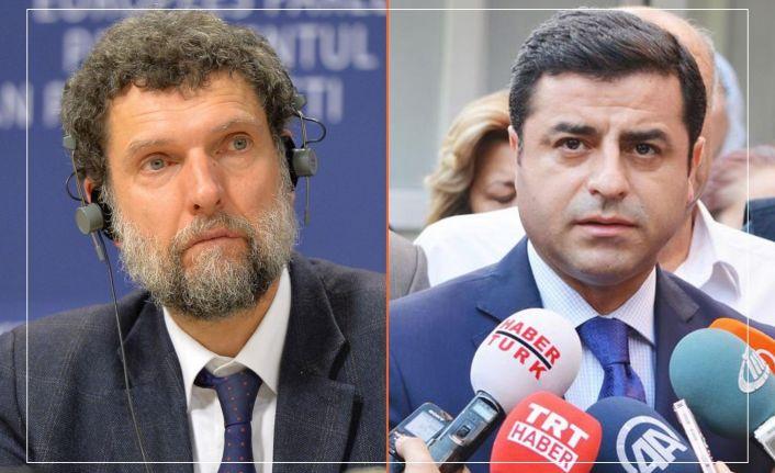 Demirtaş'ın avukatı Karaman: Umutsuz olmaya gerek yok, Demirtaş da Kavala da serbest bırakılacak