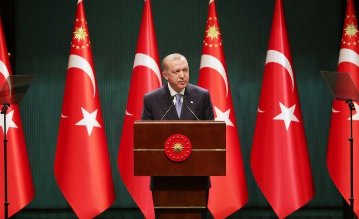 Erdoğan: Kısa çalışma ödeneği mart sonunda bitiyor