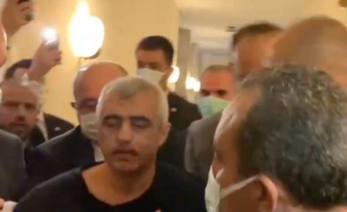 HDP'li Ömer Faruk Gergerlioğlu TBMM'de gözaltına alındı