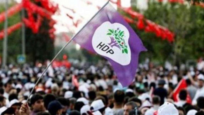 HDP'ye operasyon: Beşiktaş ve Kağıthane ilçe başkanları gözaltına alındı