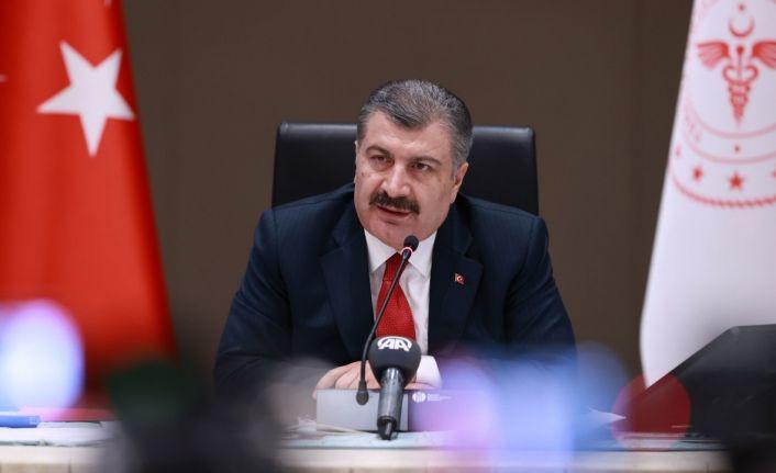 Sağlık Bakanı Fahrettin Koca: Aşının etkisini hissetmeye başladık