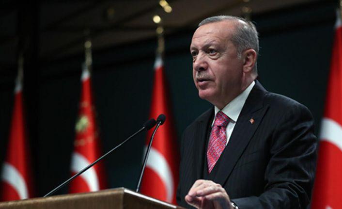 Erdoğan: Bildiri kesinlikle art niyetli bir girişimdir
