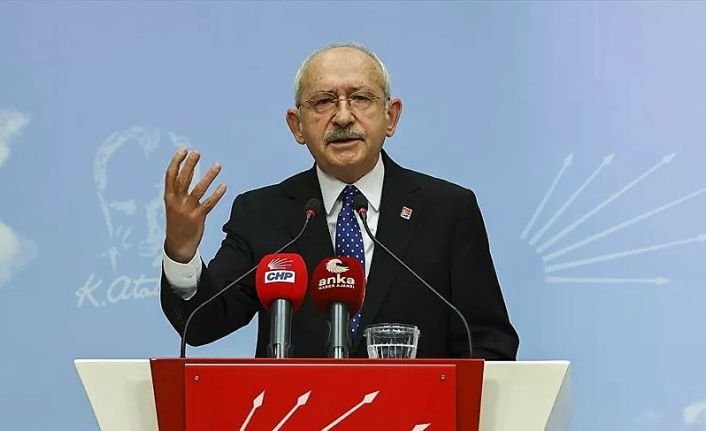 Kemal Kılıçdaroğlu: Bir zorbanın talebi TBMM'nin iradesine gölge düşürdü