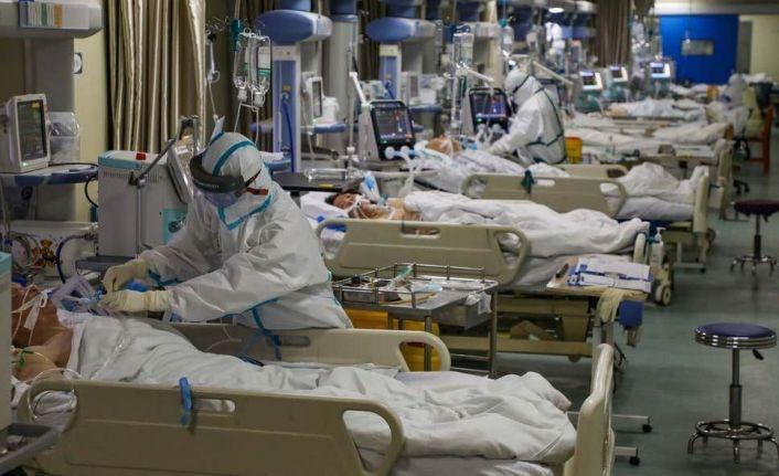 Korona virüsü kaynaklı günlük can kaybında yeni rekor