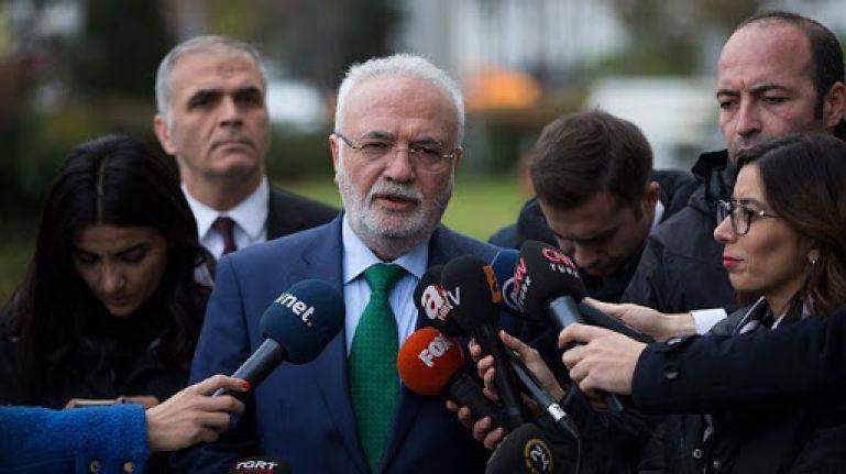 AK Partili Elitaş'tan kongre açıklaması: Yapılması gerekiyordu yaptık