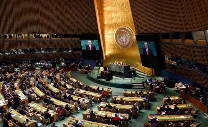 BM Genel Kurulu, Filistin için toplanacak