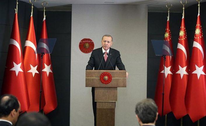 Cumhurbaşkanı Erdoğan yeni normalleşme tedbirlerini açıkladı