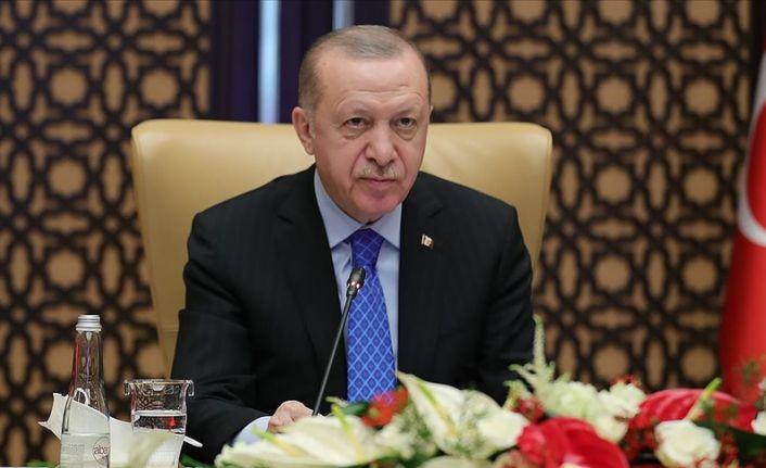 Erdoğan: Haziran ayında normalleşmeyi hedefliyoruz