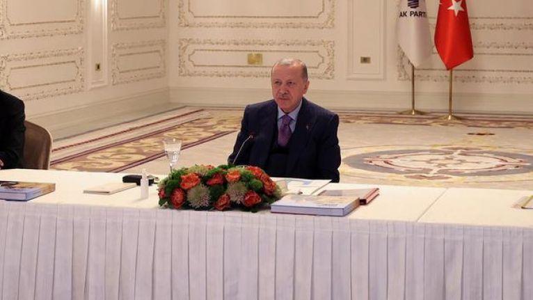 Erdoğan: Normale döneceğimiz günler yakın