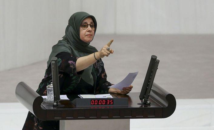 HDP'li Hüda Kaya: Cumhurbaşkanı bizi tehdit ediyor, muhalefet olarak can güvenliğimiz yok