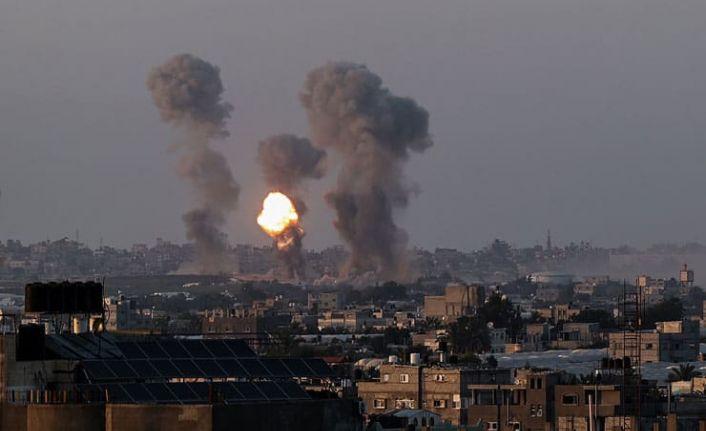 'İsrail, Gazze'de kara harekatına hazırlanıyor'