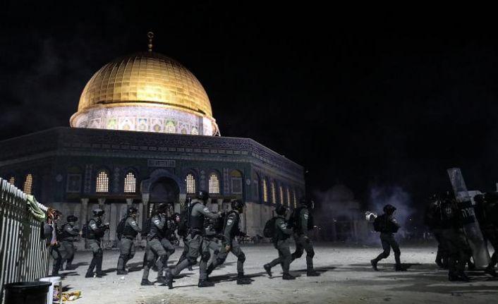 İsrailli milliyetçilerin yürüyüşü öncesi Kudüs'te gerilim yüksek
