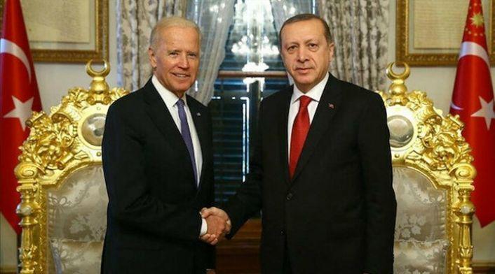Beyaz Saray: Biden-Erdoğan görüşmesi 14 Haziran'da