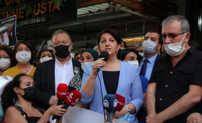 Buldan'dan Erdoğan'a: Bu katliamın gerçekleşeceğini biliyordunuz