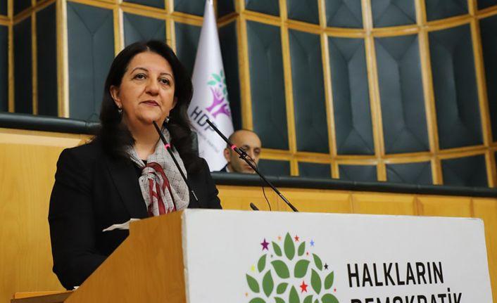 Buldan: Kapatma davası HDP'yi daha fazla güçlendirecek