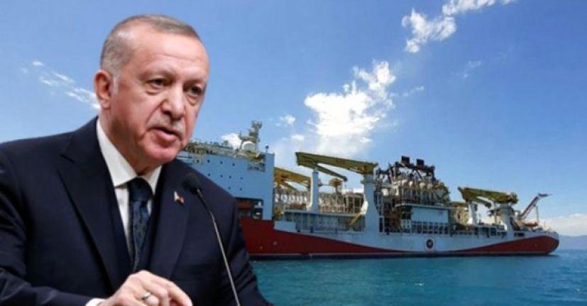 Erdoğan: 135 milyar metreküplük yeni bir doğal gaz keşfi yaptık