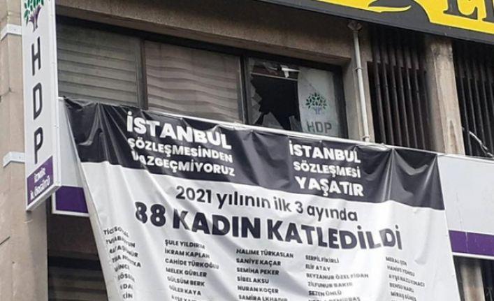 HDP'ye saldırı dünya basınında
