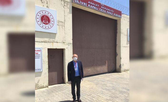 Kavala ve Demirtaş'ı ziyaret eden Çakırözer: Yargı paketinden önce AİHM kararlarını uygulayın