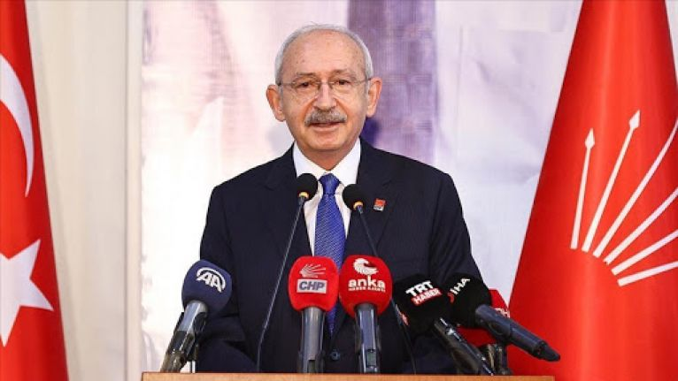 Kılıçdaroğlu'ndan Erdoğan'a yanıt: Sonunda neden seçimden kaçtığını söylemişsin