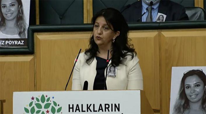 Pervin Buldan'dan Bahçeli'ye: Katille dil birliği yapmıştır