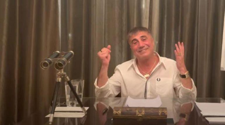 Sedat Peker: Kimseye 10 bin dolar vermedim ama çanta çanta para yolladık